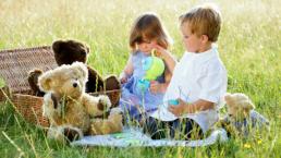stuttering child picnic